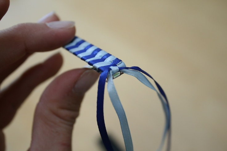 More ribbon barrette tutorials!!!