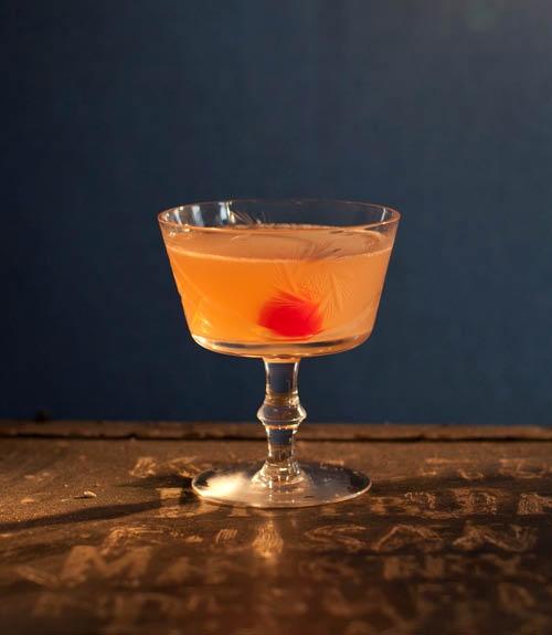 Rum. 10ml Maraschino Liqueur. 30ml grapefruit juice. 20ml fresh lime ...