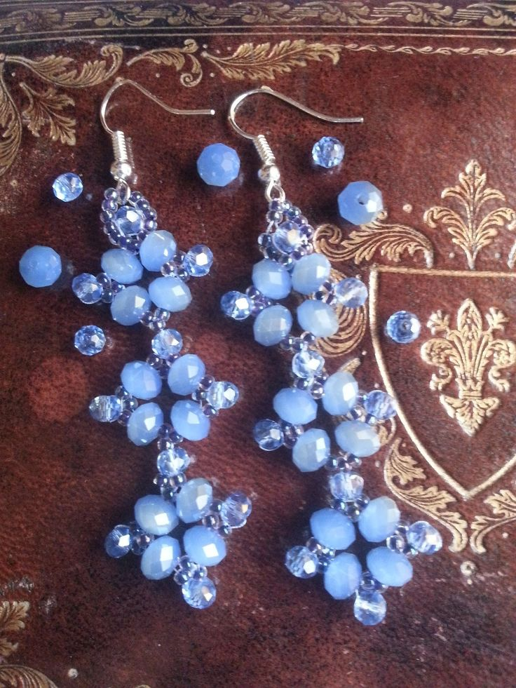 Free bead patterns | Pinterest | Bead Earrings, DIY tutorial and
