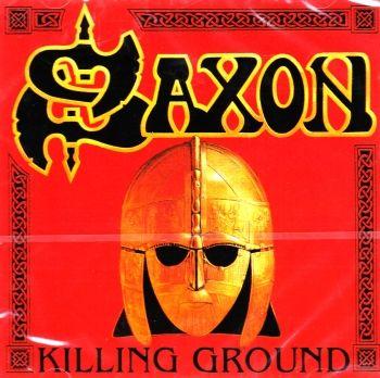 SAXON - KILLING GROUND / CD