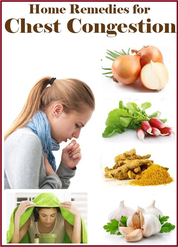 Natural Remedies For Cough And Congestion In Infants