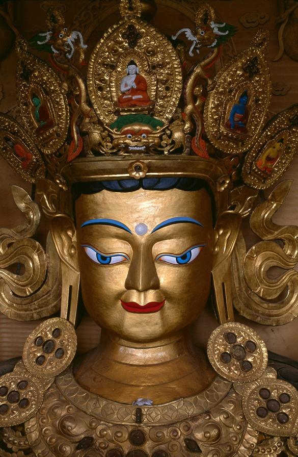 Budhas, Tibet