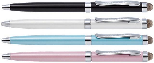 iPhone・iPad対応の高感度・高耐久のスタイラスペン(ボールペン付)「STYLUS U 3 (スタイラス ユースリー)」が9月発売