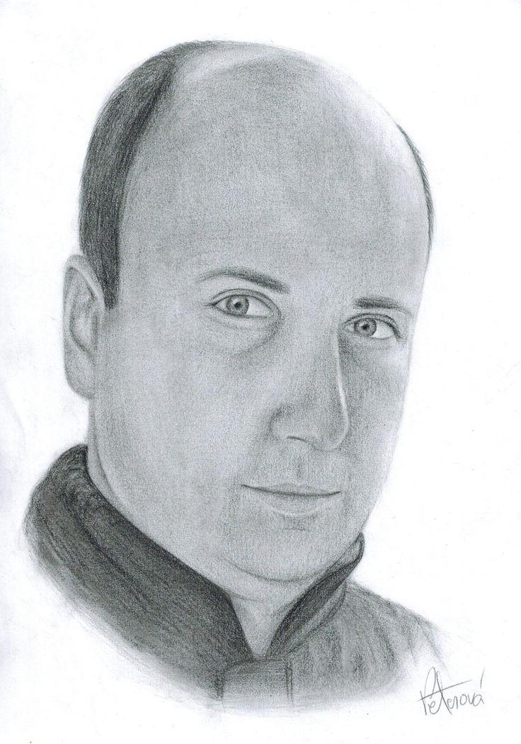 Portrét A4 - Peterová