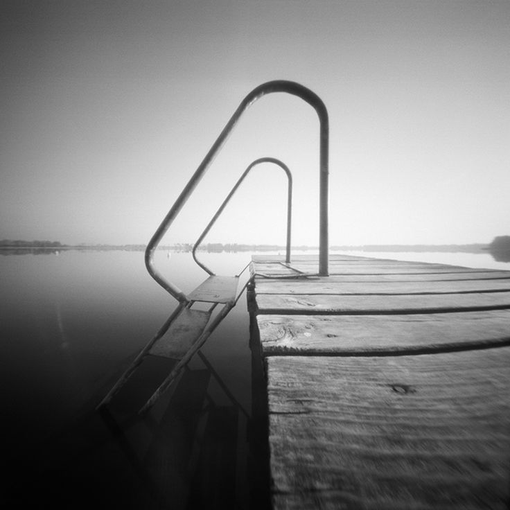 Untitled: By Leszek Wyrzykowski, more artworks http://www.artlimited.net/26921 #Photography #Pinhole #Nature #Scenery #Waterscape