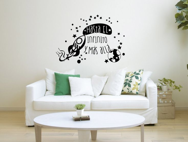 C mo dise ar vinilos online para decorar tus paredes Disenar habitacion ikea