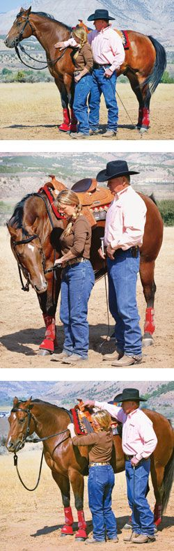 Dances with Horses: Shoulder Control with John Lyons | EquiSearch