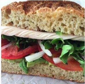 Real Deal Grain Free Crusty French Bread — Otto's Naturals
