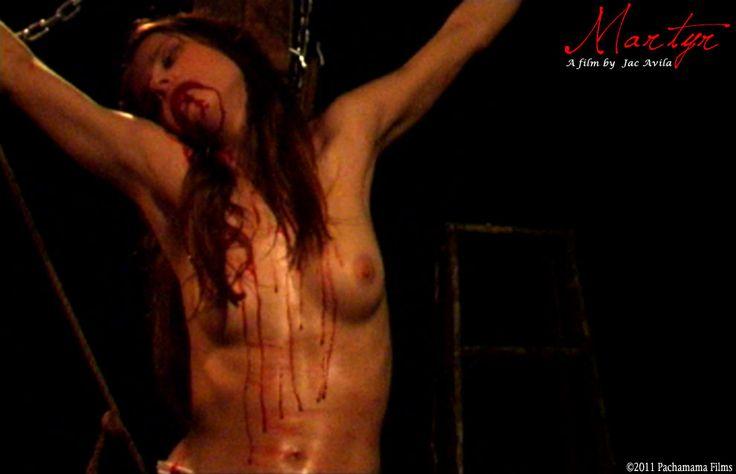 crucified women tube