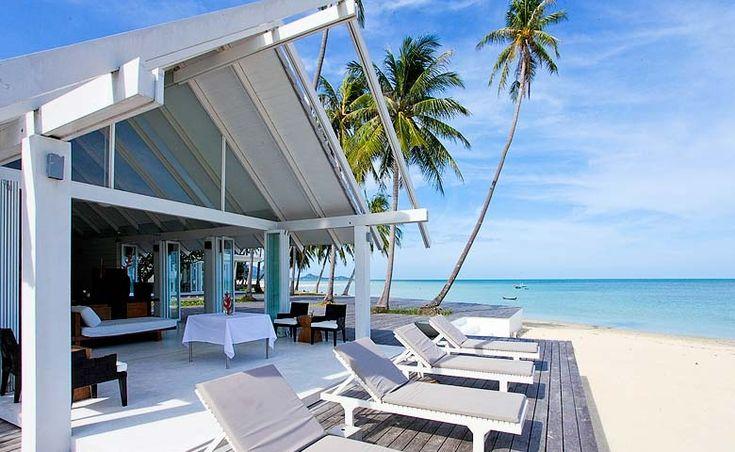 Koh Samui Villa in Koh Samui, ThailandBeach House Design, Favorite Places, Wonder Places, Dreams House, Places I D, Koh Samui Thailand, Samui Villas, Beach Vacations, Beachhouse
