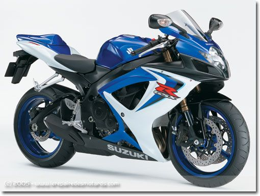 Suzuki Lineup 2006 GSXR 600 | Suzuki Indonesia Line Up [HARUSNYA] | Heyy..My NAme iS SuRyA