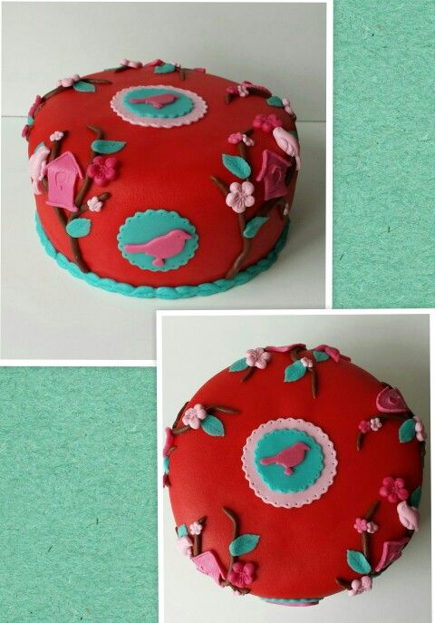 Pip Style cake / Piptaart
