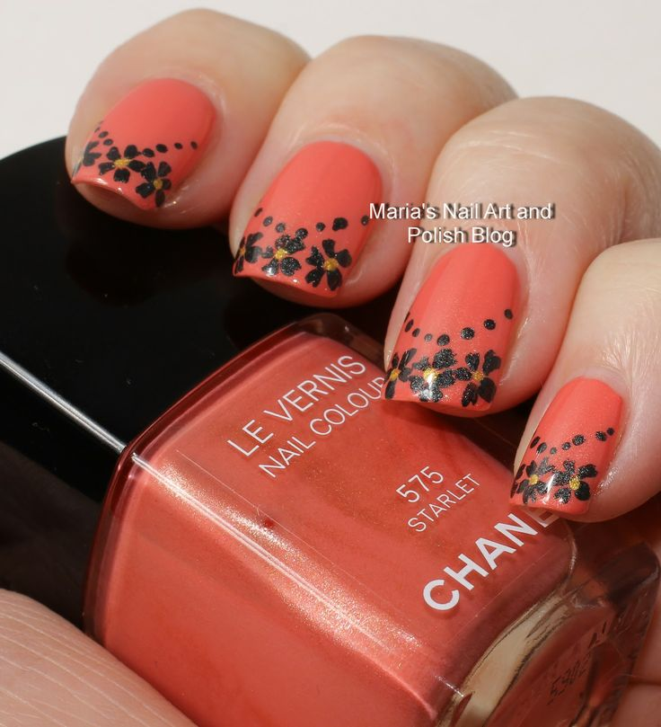 Floral French for a French Starlet