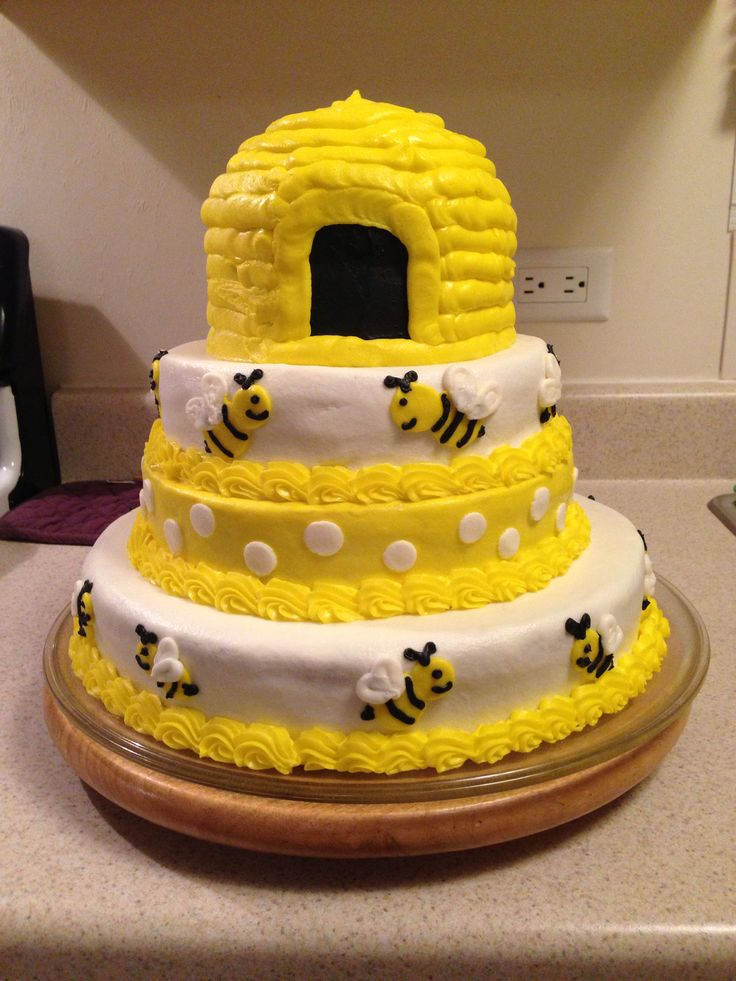Honey Bee Cakebaby Shower