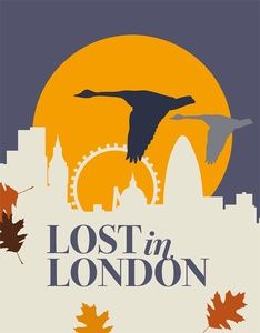 Cover for issue 1 of Lost in London Magazine: Graphics Designcollag, Art Inspiration, Inspiration Ideas, Magazines Inspiration, London Magazines, Design Gráfico, Magazines Covers, London Otoñ, Autumn Winter 2010