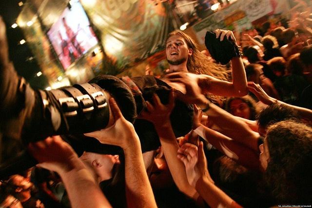 XV Przystanek Woodstock 2009 Kostrzyn nad Odrą 02.08.2009 (fot. Arkadiusz Sikorski vel ArakuS) by Arkadiusz Sikorski vel ArakuS, via Flickr