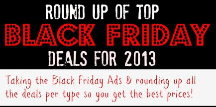 Top LAPTOP Deals for Black Friday 2013 - Happy Money Saver