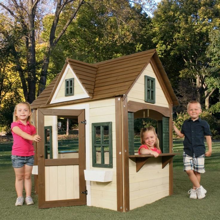 Outdoor Playhouses As Car 31