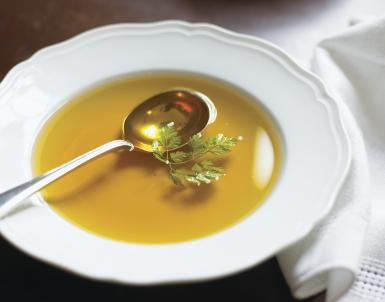 Impress with this Stunnng and Delicious Tomato Consomme Recipe.: Tomato Consomme Recipe