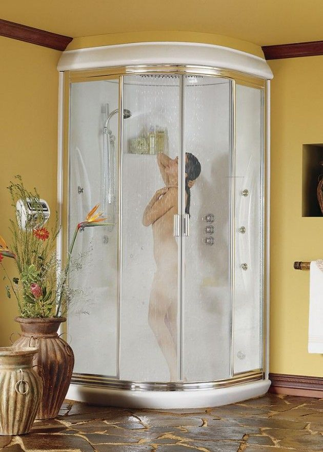 Shower Units For Small Bathrooms | Shower Units For Modern Small Bathroom:  Extravagant One Piece