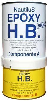 E' un prodotto epossidico di altissima qualità specifico per le sentine.  NAUTILUS EPOXY HB è Fire Retardant (ritardante in caso di incendio) non ha odore e non emana odori o fumi tossici in presenza di fiamma, perfettamente coprente, e ben visibile in ogni condizione anche in zone scure.