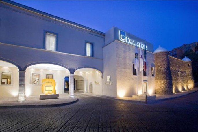 Camino Real Guanajuato Hoteles Hoteles En Guanajuato Guanajuato
