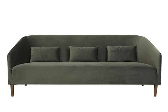 GlobeWest - Juno Edward 3 Seater Sofa