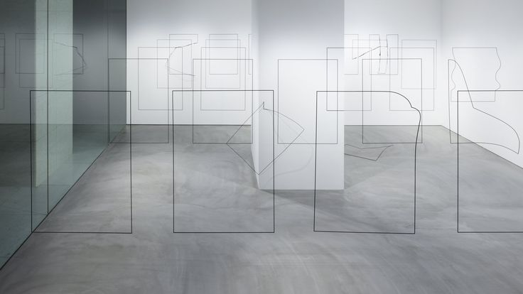 Nendo has revisited its technique of creating sketch-like objects with a series of 3D-printed pieces that look like the outlines of paper.