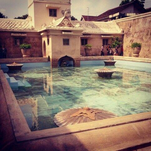 Taman sari water palace #yogyakarta #indonesia #iloveindonesia