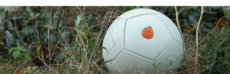 Soccket - Soccer ball that charges when kicked around to provide light for those without electricity at night
