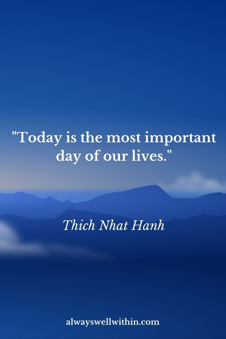 Inspiring, in depth quotes from Thich Nhat Hanh