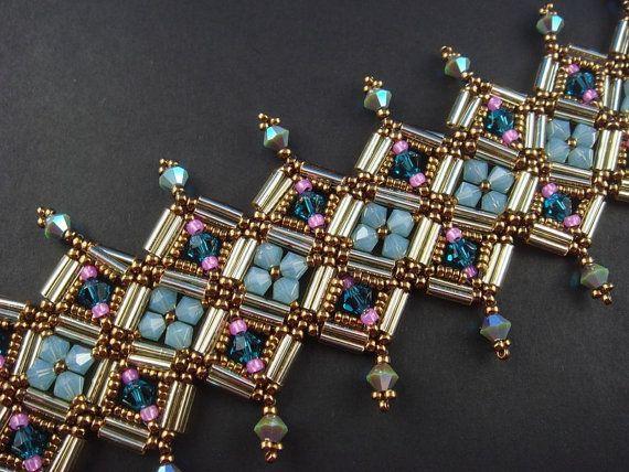 Bracelet Jaipur Swarovski Components