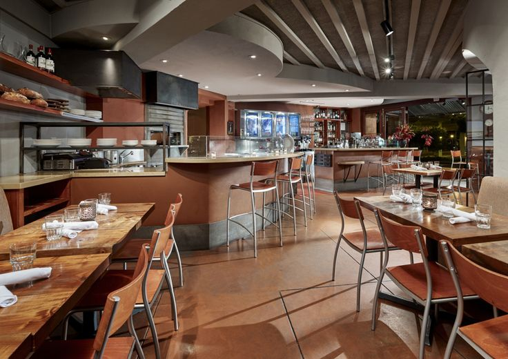 restaurant dining room layout | 16 best Dining Room Size and Dimensions images on ...