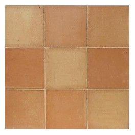 Terre cuite Lisse La gamme Lisse se caractérise par ses nuances de couleurs sable rosé, rouge et marron sienne. Pour une ambiance chaleureuse, nous vous conseillons le mélange 50% sable et 50% rosé.  Ecologique et naturelle Idéal pour plancher chauffant Simple à poser, facile d'entretien, très résistant. Dimensions : 20x20x2, 30x30x2, 20x40x2, 22x22x1.5
