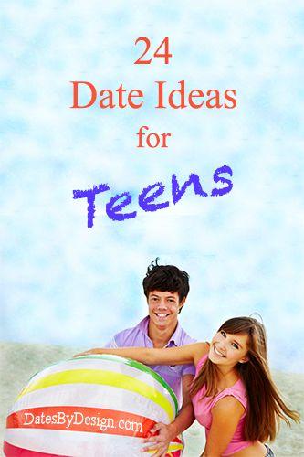 24 Date Ideas for Teens | DatesByDesign.com