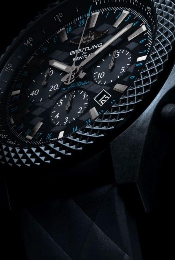 Luxury Watches: Fall in Love with Bentley GT Dark Sapphire| #LuxuryWatches #Watches #bentley #BentleyGTDarkSapphire  #limitededition #baselshows #basel #mostexpensive | http://www.baselshows.com/watch-brands/luxury-watches-fall-in-love-with-bentley-gt-dark-sapphire