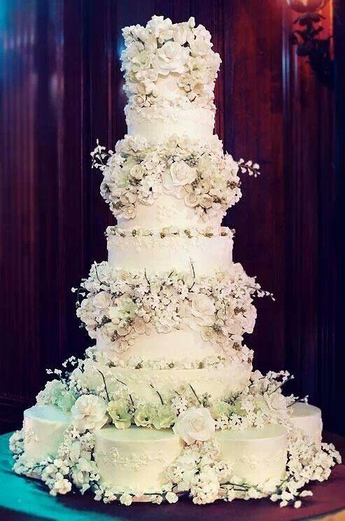 Amazing  Wedding Cake....