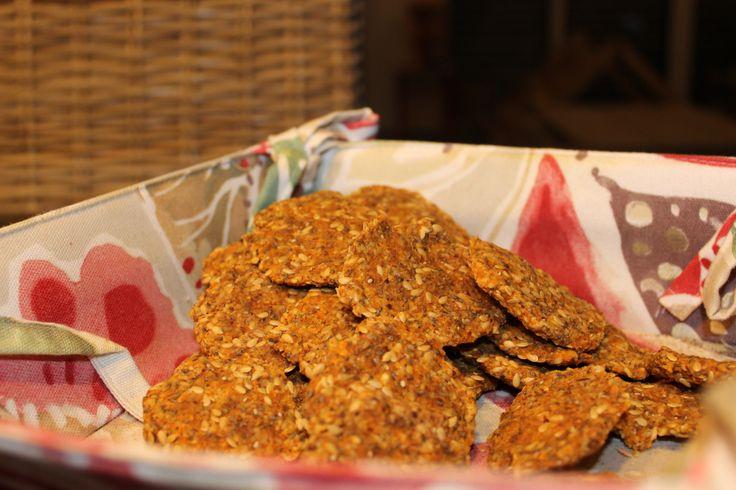 Zutaten: 1/2 Tasse Leinsamen 4 Esslöffel Chiasamen ca. 250 gr. gemahlene…