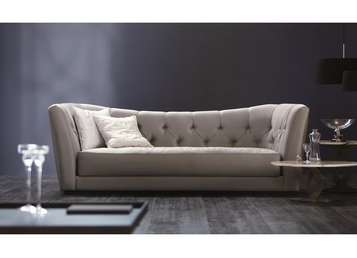 Butterfly 3 Seater Sofa Sofa Tufted Sofa Modern Sofa