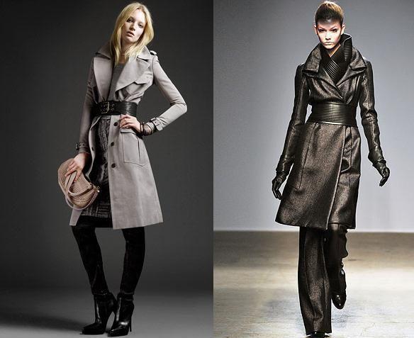 Распашные пальто