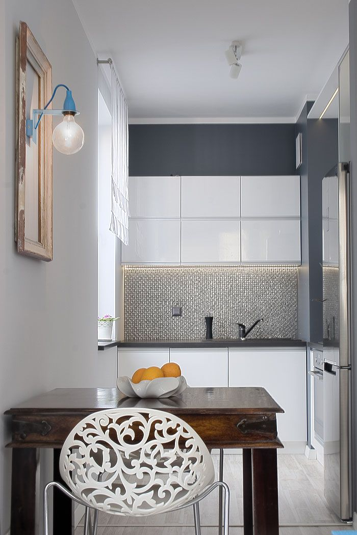 MIESZKANIE NA BEMOWIE 43m2   Projektowanie wnętrz mieszkalnych, komercyjnych – Bizzonarch