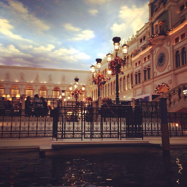 The Venetian, Las Vegas. #romantico