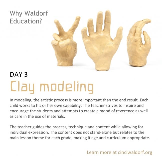36 best Waldorf: Modeling and Sculpture images on Pinterest ...