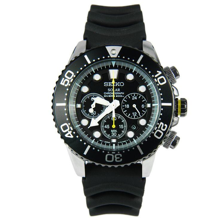 jam tangan Seiko SSC021