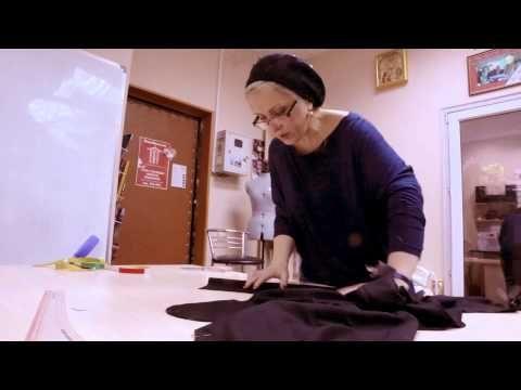 Мастер-класс по шитью №3. Шьём платье за два часа