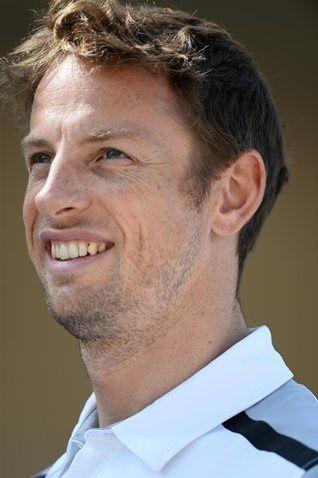 Jenson Button McLaren Mercedes