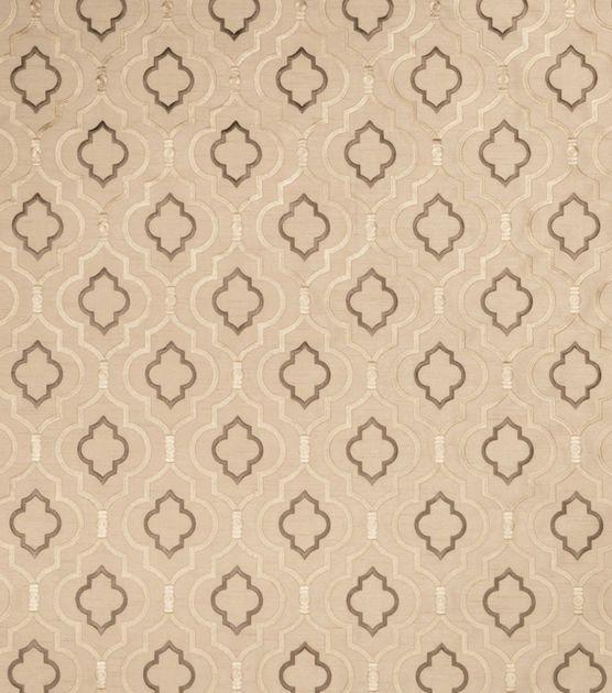 Home Decor Print Fabric-SMC Designs Acoustice / Taupe