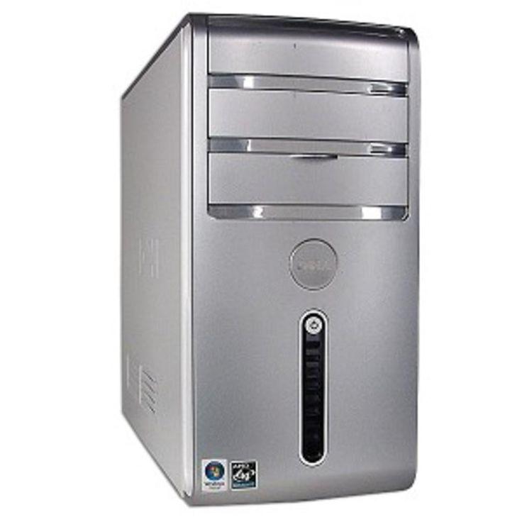 Dell Inspiron 531 Athlon 64 X2 4400+ 2.3GHz 2GB 500GB DVD±RW Vista Home Premium - B