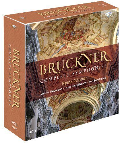 Rundfunk-Sinfonie-Orchester - Bruckner: Complete Symphonies