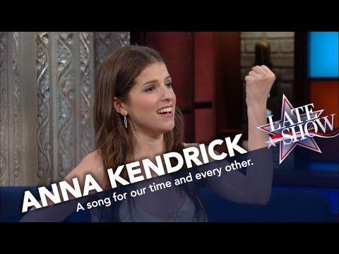 Anna Kendrick Sings 'I'm Still Here' - YouTube